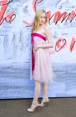 ELLIE BAMBER at Serpentine Gallery Summer Party in London 06/19/2018