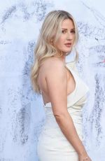 ELLIE GOULDING at Serpentine Gallery Summer Party in London 06/19/2018