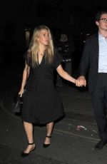 ELLIE GOULDING Night Out in Mayfair 06/27/2018