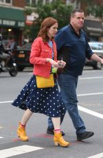 ELLIE KEMPER Out and About in New York 06/08/2018