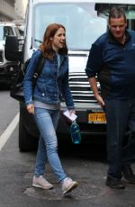 ELLIE KEMPER Out in New York 06/13/2018