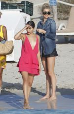 ELSA HOSK and OLIVIA CULPO Out in Formentera 06/26/2018