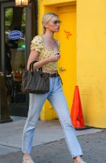 ELSA HOSK Out and About in New York 06/20/2018