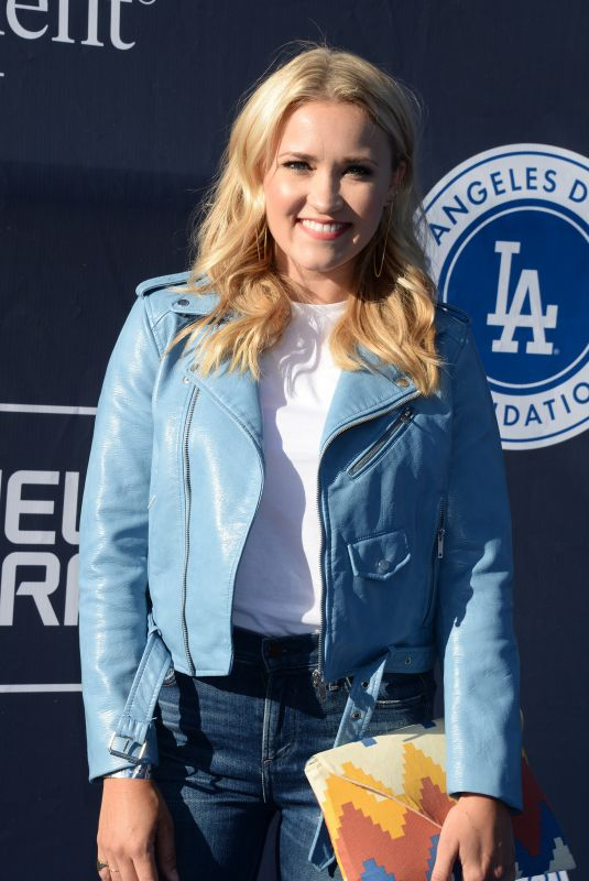 EMILY OSMENT at 2018 LA Dodgers Foundation Blue Diamond Gala in Los Angeles 06/11/2018
