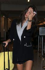 EMILY RATAJKOWSKI at Los Angeles International Airport 06/18/2018