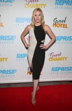 EMMA DEGERSTEDT at Reprise 2.0 Presents Sweet Charity Play in Los Angeles 06/20/2018