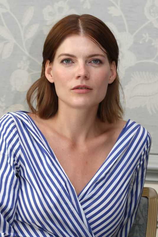 EMMA GREENWELL at The Rook Press Conference in Los Angeles 06/13/2018
