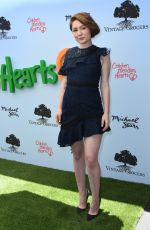 EMMA KENNEY at Children Mending Hearts Gala in Los Angeles 06/10/2018
