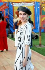 EMMA ROBERTS at Moschino Fashion Show in Los Angeles 06/08/2018