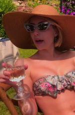 EMMA ROBERTS in Bikini in Saint-tropez 06/30/2018 Instagram Pictures