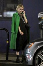 EMMA ROBERTS Night Out in Los Angeles 06/14/2018