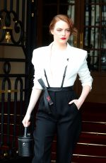 EMMA STONE at LVMH Prize 2018 Edition at Fondation Louis Vuitton in Paris 06/06/2018