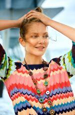 ENIKO MIHAILK for Elle Magazine, Croatia July 2018