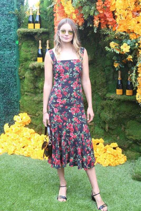 ENIKO MIHALIK at Veuve Clicquot Polo Classic 2018 in New Jersey 06/02/2018