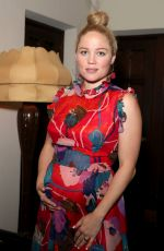 ERIKA CHRISTENSEN at Max Mara WIF Face of the Future in Los Angeles 06/12/2018