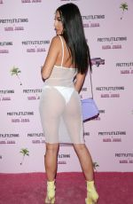 ERIN BUDINA at Prettylittlething x Maya Jama Launch Party in London 06/25/2018
