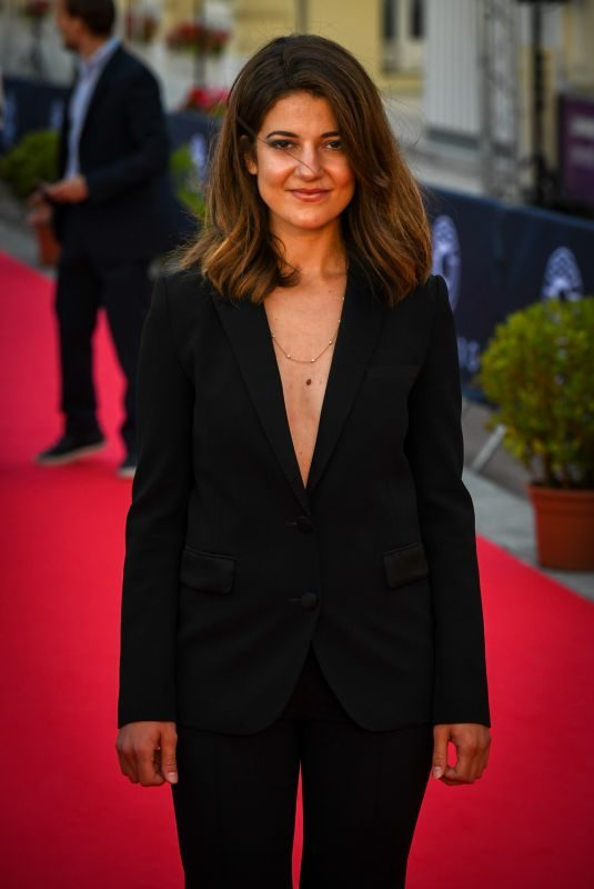ESTHER GARREL at 2018 Cabourg Film Festival Closing Ceremony 06/16/2018