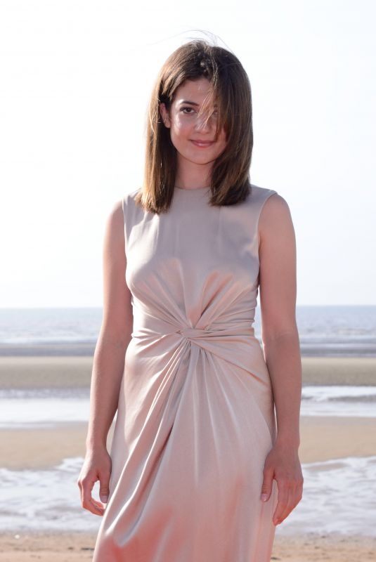 ESTHER GARREL at 32nd Cabourg Film Festival 06/15/2018