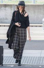 EVA GREEN at Heathrow Airport in London 06/25/2018