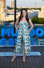 EVA MARCIEL at El Mundo Es Suyo Photocall in Madrid 06/21/2018