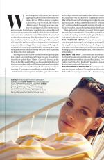 EVANGELINE LILLY in Shape Magazine, July 2018 Issue