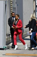EVE Aarrives at Jimmy Kimmel Live in Los Angeles 06/07/2018