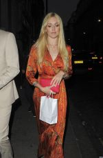 FEARNE COTTON and Jesse Wood at Nobu in London 06/27/2018