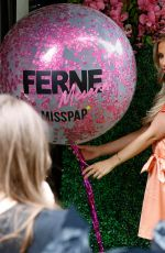 FERNE MCCANN at Misspap Collection Launch in London 06/07/2018