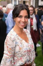 FIONA WADE at Pressure Street Party in London 06/06/2018