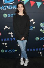 FRANCESCA REALE at 12th Annual Good+ Foundation Central Park Bash in New York 05/31/2018