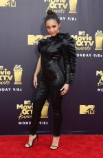 FRANCIA RAISA at 2018 MTV Movie and TV Awards in Santa Monica 06/16/2018