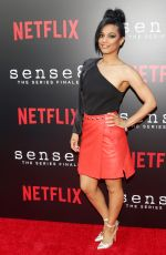 FREEMA AGYEMAN at Sense8 Season 2 Finale Screening i Los Angeles 06/07/2018