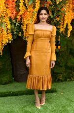 FREIDA PINTO at Veuve Clicquot Polo Classic 2018 in New Jersey 06/02/2018