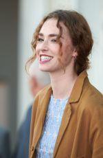 FREYA MAVOR at Dead in a Week or Your Money Back Photocall at 72nd Edinburgh International Film Festival 06/27/2018