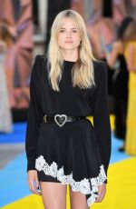 GABRIELLA WILDE at Royal Academy of Arts Summer Exhibition Preview Party in London 06/06/2018