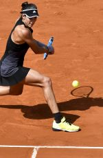 GARBINE MUGURUZA at French Open Tennis Tournament in Paris 06/07/2018