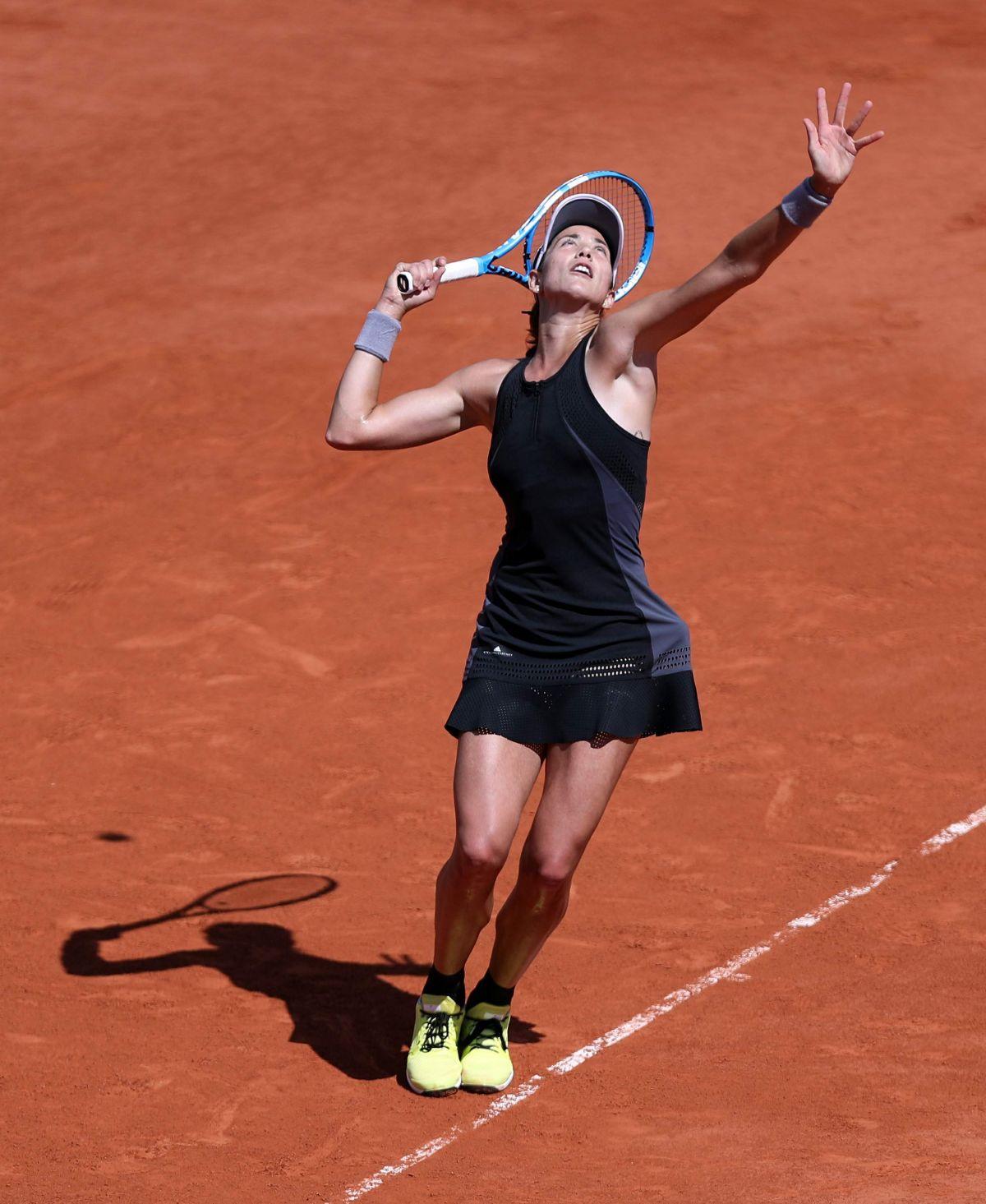 Muguruza Tennis