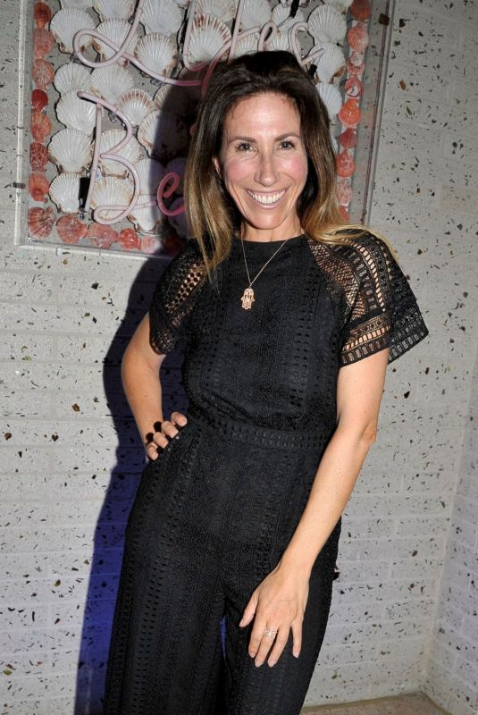 GAYNOR FAYE at Beach House Bistro in Blackpool 05/31/2018