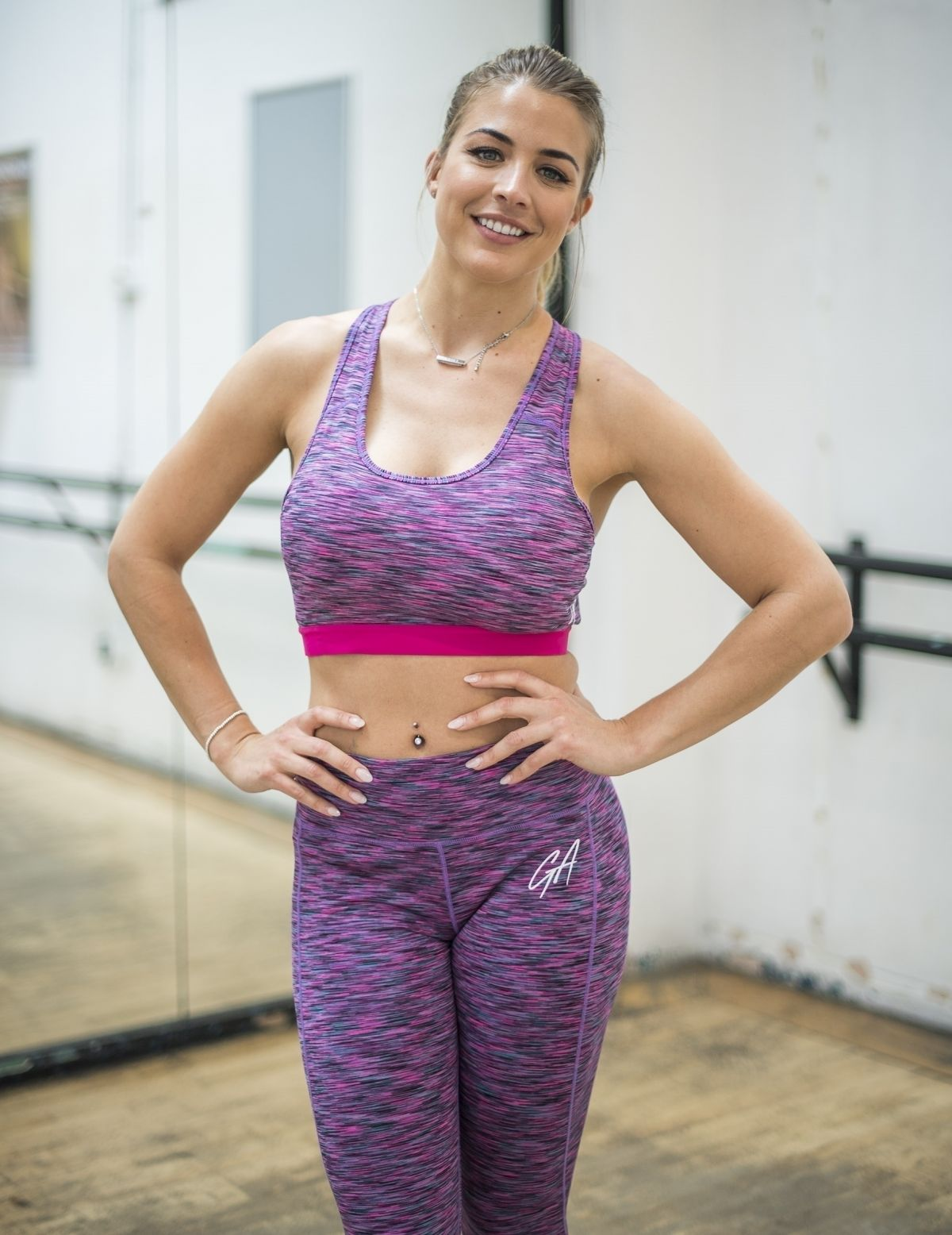 Watch Gemma Atkinson video