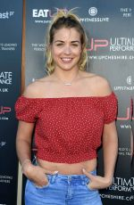 GEMMA ATKINSON at U.P. Cheshire Gym Launch in Alderley 06/27/2018