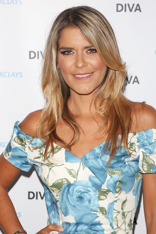GEMMA OATEN at Diva Magazine Awards in London 06/08/2018