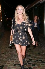 GEORGIA HARRISON at Love Island Screening in Camden 06/04/2018