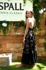 GEORGIA HURST and FRANKIE GAFF at Hurlingham Tennis Classic 06/28/2018