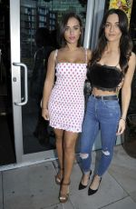 GEORGIA MAY FOOTE at Menagerie Bar and Restaurant in Manchester 06/07/2018