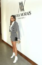 GEORGIE FLORES at Wolk Morais Collection 7 Fashion Show in Los Angeles 06/26/2018