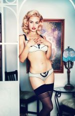 GIA GENEVIEVE for Playful Promises Campaign