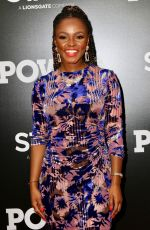 GIA PEPPERS at Power Season 5 Premiere in New York 06/28/2018