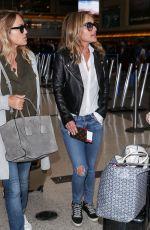 GIADA DE LAURENTIIS at LAX Airport in Los Angeles 06/22/2018