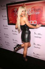 GIGI GORGEOUS at Boohoo x Paris Hilton Launch Party in Los Angeles 06/20/2018