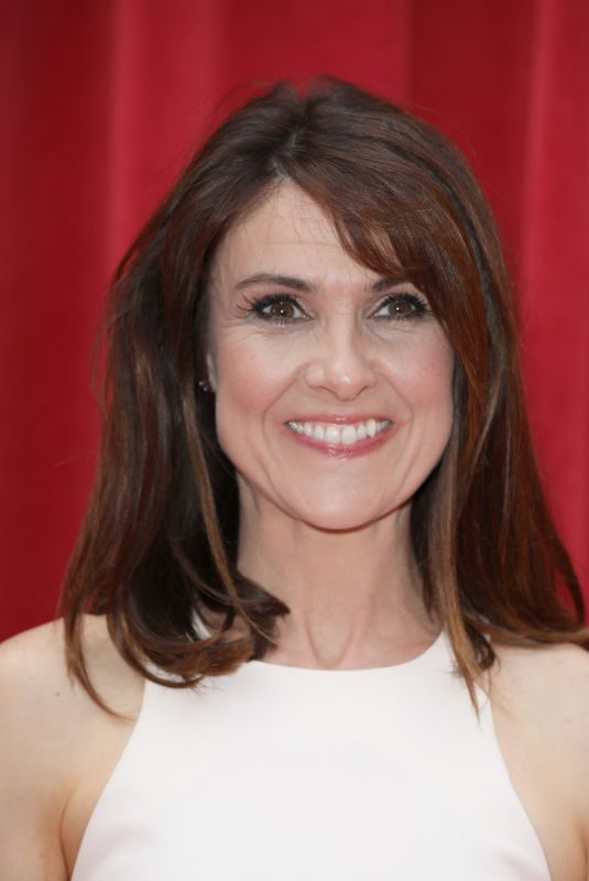 GILLIAN KEARNEY at British Soap Awards 2018 in London 06/02/2018